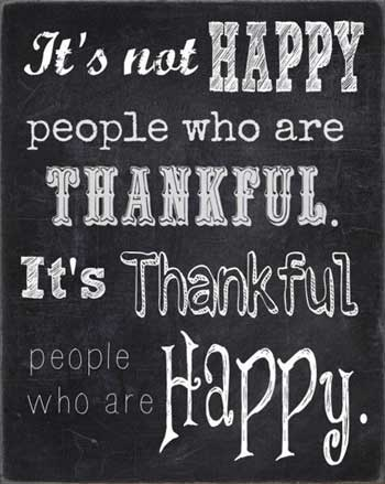 my every thankful heart
